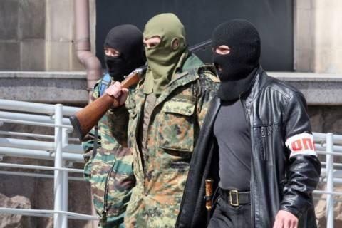 Ουκρανία: Κάλεσαν τους αντάρτες να παραδώσουν τα όπλα τους