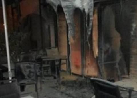 «Στόχος» ο Τζαβέλλας: Έκαψαν το μαγαζί του – Κινδύνεψε η μητέρα του