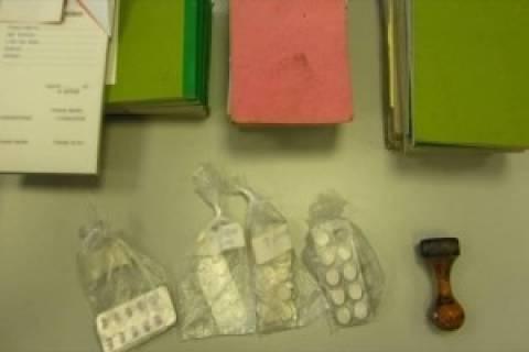 Σύλληψη 47χρονης για διακίνηση ναρκωτικών