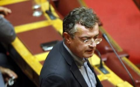 Ο υφυπ. Εξωτερικών, Κ. Γεροντόπουλος, στην Τελετή Αφής του Αγίου Φωτός