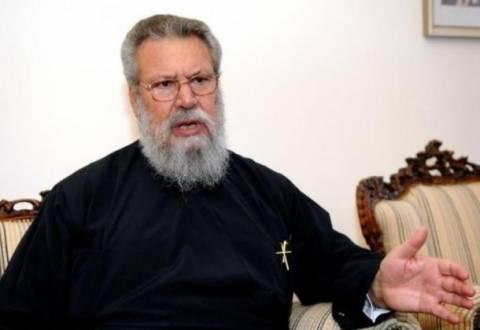 Αρχιεπίσκοπος Κύπρου: «Σόου» ο Επιτάφιος στην Αμμόχωστο