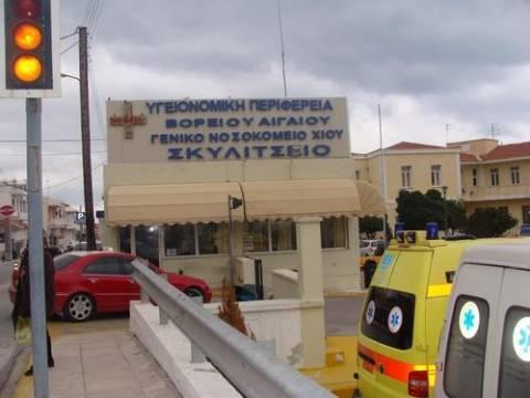 Νεκρός 51χρονος από έκρηξη δυναμίτη στη Χίο