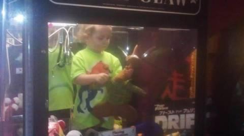 Απίστευτο: Τρίχρονος που το είχε σκάσει βρέθηκε μέσα σε ένα...