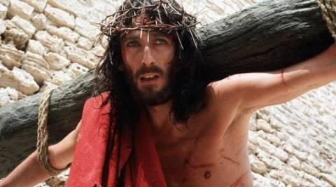 «Ιησούς από τη Ναζαρέτ»: Απίστευτη φωτογραφία από τα γυρίσματα