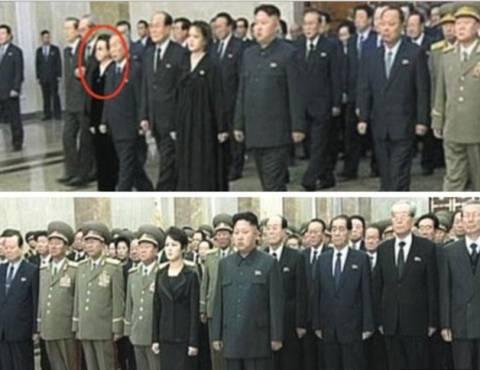 Εξαφανίστηκε και η θεία του Κιμ Γιονγκ...