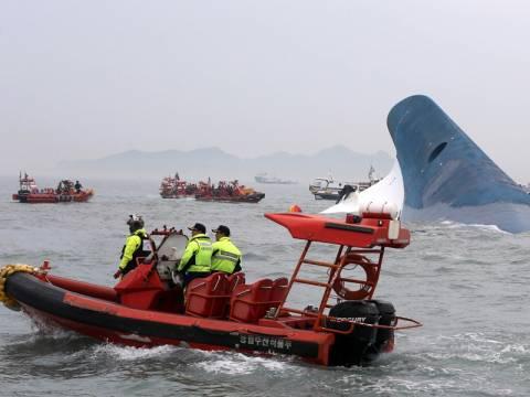 Νότια Κορέα: Άπειρη αξιωματικός στο τιμόνι του μοιραίου πλοίου!
