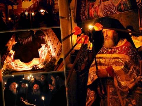 Πάσχα στο Άγιον Όρος: Εκεί όπου συνεγείρονται οι ψυχές των πιστών