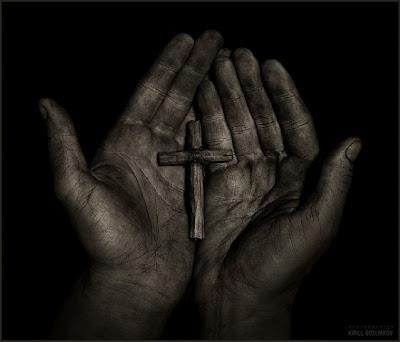 σταυρός χέρια