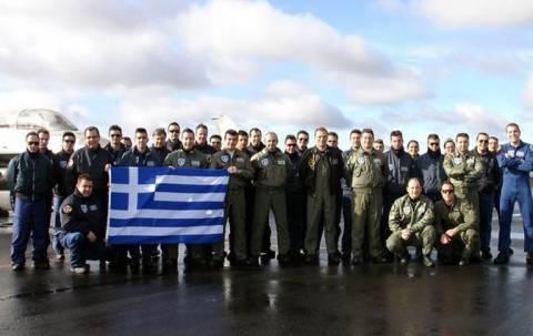 Πρωτιά για τα «ελληνικά φτερά» σε ΝΑΤΟϊκό πρόγραμμα
