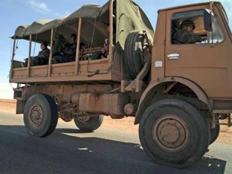 Αλγερία: Έντεκα στρατιωτικοί σκοτώθηκαν χθες το βράδυ