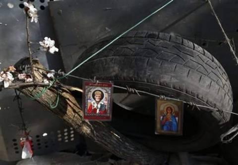 Ουκρανία: Στο ανατολικό τμήμα ο υπουργός Εσωτερικών