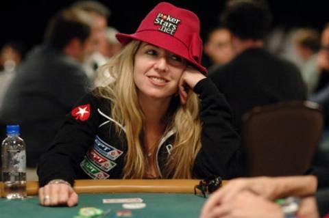 Μια δημοσιογράφος έγραψε ιστορία στο European Poker Tour