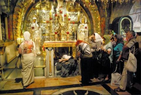 Ρατσισμός...με τους Παλαιστίνιους Χριστιανούς στην Ιερουσαλήμ