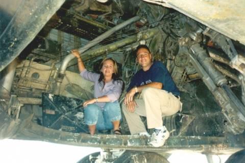 Ταξίδεψε στους τροχούς του αεροπλάνου και επέζησε!