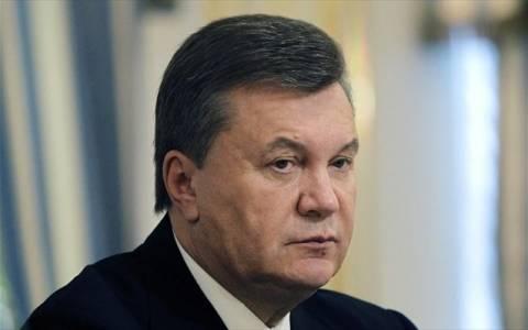 Έκκληση Γιανουκόβιτς για αποφυγή «ενός λουτρού αίματος»