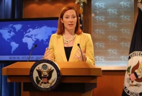 Οι ΗΠΑ δεν αποκλείουν το ενδεχόμενο να επιβάλλουν κυρώσεις στον Πούτιν