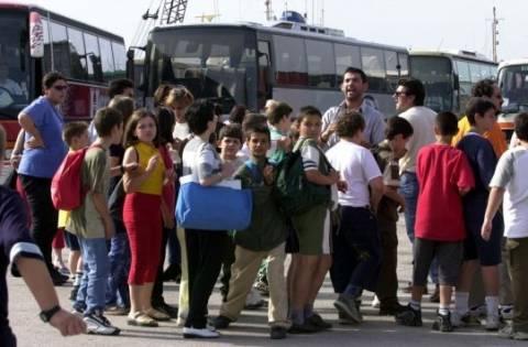 Υπουργείο Παιδείας: Βάζει τέλος στις σχολικές εκδρομές
