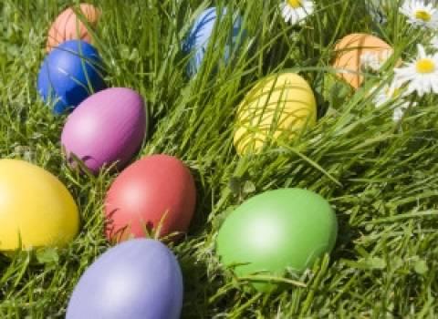 Την ώρα που μάζευε πασχαλινά αυγά έκανε μια... μακάβρια ανακάλυψη!