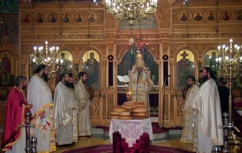Εορτασμός Αγ. Ραφαήλ, Νικόλαου και Ειρήνης στην Αλεξανδρούπολη