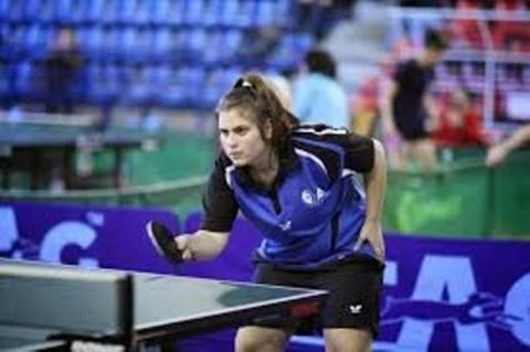 Συγχαρητήρια στην Ηρώ Κοζάρη για την Πανελλήνια νίκη της στο πιγκ πογκ
