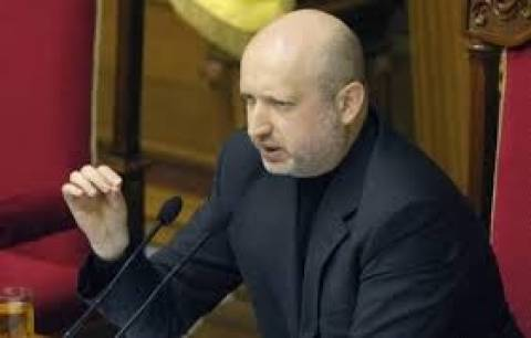 Ουκρανία: Το τέλος της ανακωχής κήρυξε ο Τουρτσίνοφ