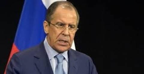 Λαβρόφ: Να εφαρμοστεί άμεσα η Συνθήκη της Γενεύης