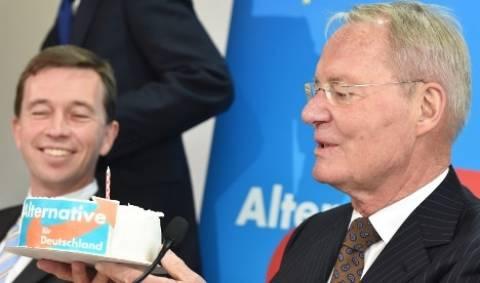 Γερμανός πολιτικός: Να διχοτομηθεί η Ευρωζώνη