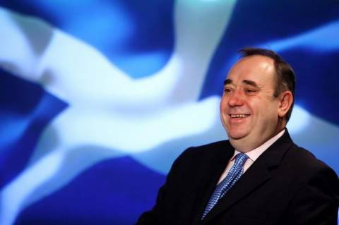 Δεν ανησυχεί ο Σάλμοντ στο ενδεχόμενο ανεξαρτητοποίησης της Σκωτίας