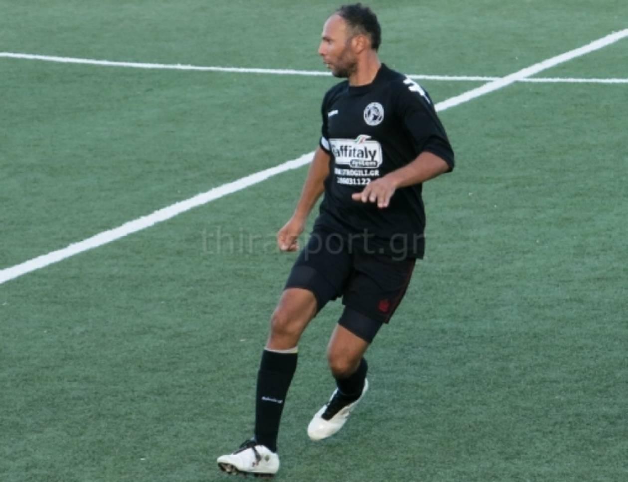 Θρήνος στη Σαντορίνη: «Έσβησε» 36χρονος ποδοσφαιριστής