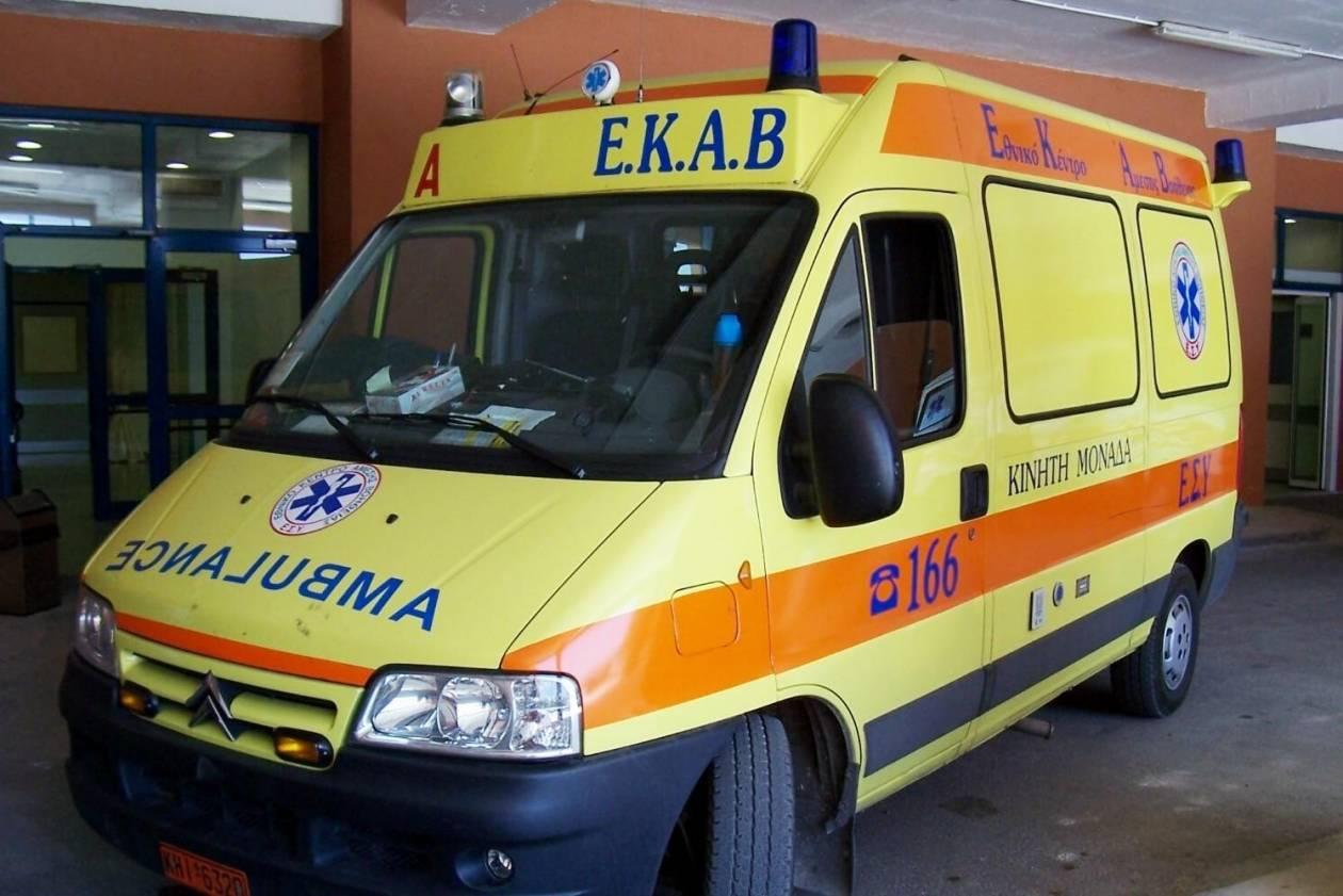 ΣΟΚ στο Περιστέρι: Γυναίκα έπεσε από τον έκτο όροφο
