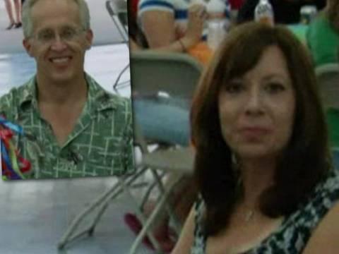 Σαντορίνη: Αυτή είναι η Αμερικανίδα τουρίστρια που «χαροπαλεύει» (pic)