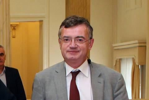 Γεροντόπουλος: Απόλυτη υπευθυνότητα στο θέμα της μειονότητας