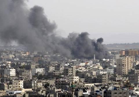 Αεροπορική επιδρομή εξαπέλυσε το Ισραήλ εναντίον της Γάζας