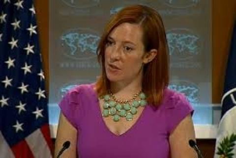 ΗΠΑ: Απογοήτευση για τη συμφωνία Φατάχ- Χαμάς