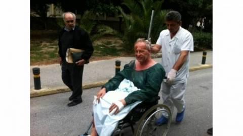 «Συγγνώμη» του Δημάρχου Ηρακλείου στους τραυματίες της Σαντορίνης