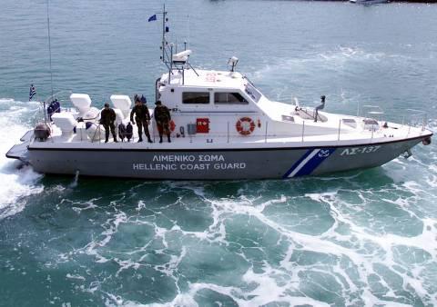 Βυθίστηκε φορτηγό πλοίο 30 ναυτικά μίλια δυτικά της Κρήτης