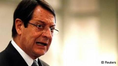 Αναστασιάδης σε CNN: «Η ΑΟΖ μπορεί να ενώσει την Κύπρο»