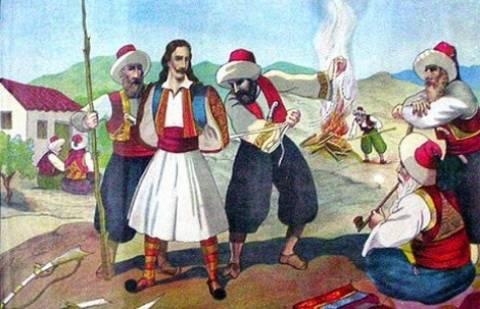 24 Απριλίου 1821: Οι Τούρκοι σουβλίζουν τον Αθανάσιο Διάκο (βίντεο)