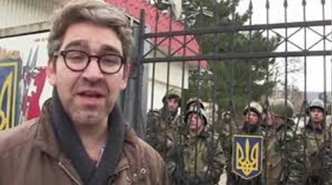 Ουκρανία: Ελεύθερος θα αφεθεί ο Αμερικανός δημοσιογράφος