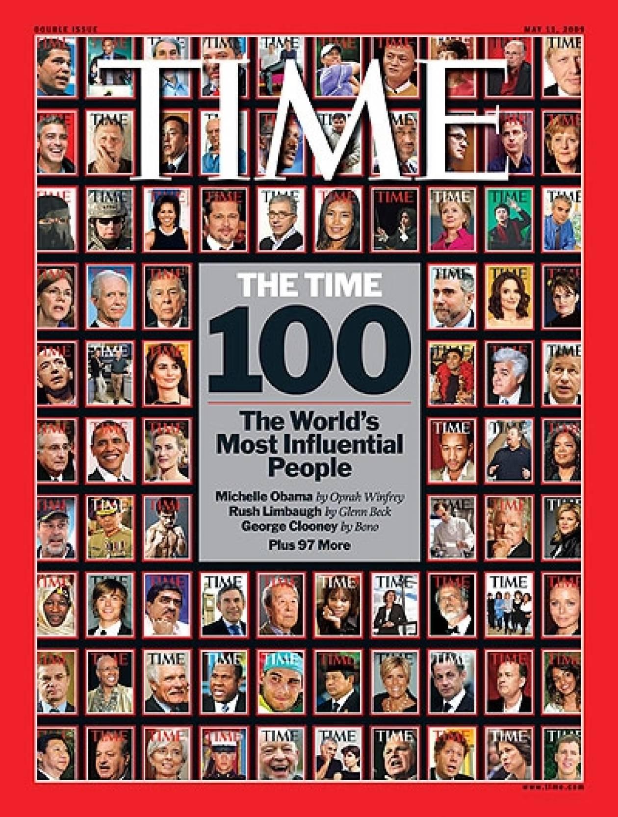 Αριθμός ρεκόρ για τις γυναίκες στη φετινή λίστα του περιοδικού Time