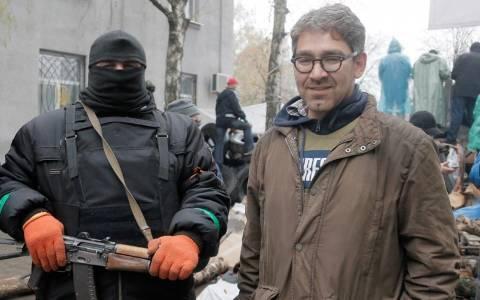 Ουκρανία: Απελευθερώθηκε ο Αμερικανός δημοσιογράφος