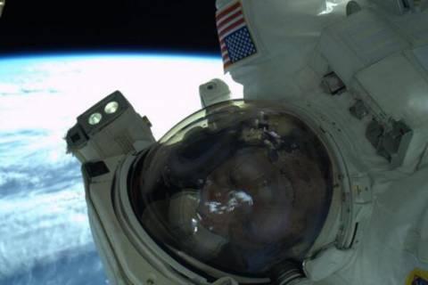 Η πρώτη εξωγήινη selfie!