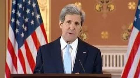 Κέρι: Να συμβιβαστούν οι Παλαιστίνιοι και οι Ισραηλινοί