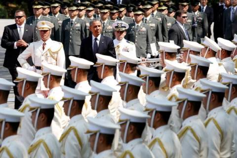 Χωρίς αποτέλεσμα η επίσκεψη του Ομπάμα στην Ιαπωνία