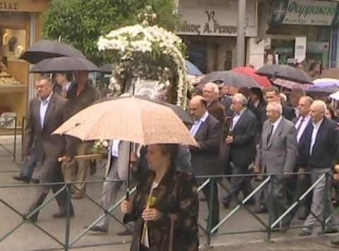 Κοζάνη: Ρυθµίσεις κυκλοφορίας για λιτάνευση Ιεράς Εικόνας της Παναγίας