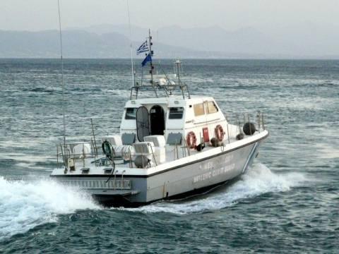 Διακομιδή ασθενούς από Σαμοθράκη σε Αλεξανδρούπολη με σκάφος Λιμενικού