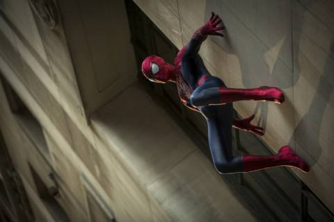 Κερδίστε διπλές προσκλήσεις για την πρεμιέρα The amazing Spider-Man 2