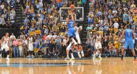NBA Top 5 (24/4)