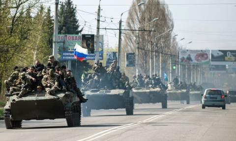 Φιλορώσοι έριξαν ρουκέτα σε ουκρανικό ελικόπτερο