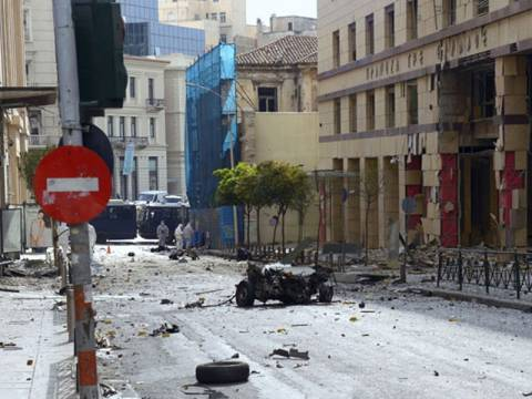 Ανάληψη ευθύνης από τον «Επαναστατικό Αγώνα» για τη βόμβα στην ΤτΕ